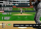 World Series Baseball starring Deion Sanders SEGA 32X Catcher's View