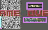 Final Assault Commodore 64 Game Over