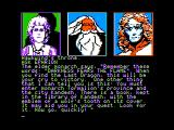 Dragonworld Apple II Remember these words... could be useful later?