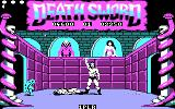 Death Sword DOS Defeat in the arena.