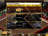 Hoyle Casino Empire Windows This is the competitor screen.  When you actually have rivals, you can hire a spy to perform espionage, like pay workers to leave, causing a worker shortage.