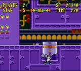 The Jetsons: Invasion of the Planet Pirates SNES Crushed by a puller