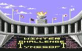 Winter Challenge: World Class Competition Commodore 64 The torch (Winter Challenge: World Class Competition)