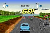 Ford Racing 3 Game Boy Advance GO!