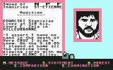 Vera Cruz Commodore 64 Interrogating the friend of Gilles Blanc and another robber