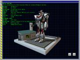 Metal Marines Windows 3.x Here's the technical readout of a Metal Marine. Looks like a Veritech in battloid mode.