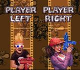Zombies Ate My Neighbors SNES Select Zeke or Julia