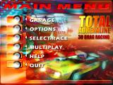 Total Adrenaline 3D Drag Racing Windows Title screen