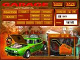 Total Adrenaline 3D Drag Racing Windows The garage