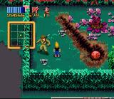 Zombies Ate My Neighbors SNES Found somebody to rescue as well as two bazooka's