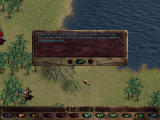 Warhammer 40,000: Rites of War Windows Some of the map locations have little descriptions.