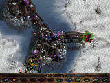 Warhammer 40,000: Rites of War Windows Assaulting a dam from two sides.