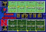 College Football USA 97 Genesis Pick a play.