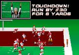 College Football USA 97 Genesis Touchdown