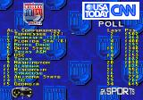 College Football USA 97 Genesis Rankings