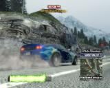 Burnout Paradise: The Ultimate Box Windows Burning the tires.