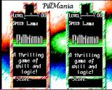 Pillmania Amiga Title screen