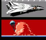 Top Gun: The Second Mission NES 1P wins