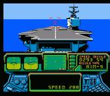 Top Gun: The Second Mission NES Landing sequence - final stage