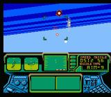 Top Gun: The Second Mission NES Performing a barrel roll