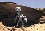 Destroy All Humans! PlayStation 2 Opening cinematic