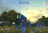Destroy All Humans! PlayStation 2 Turnipseed scenery