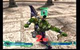 Heavy Metal Geomatrix Dreamcast In Game Fighting 3
