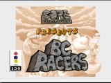 BC Racers 3DO Title screen