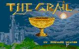 Talespin Atari ST <i>The Grail</i> Title Screen