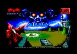 Druid Amstrad CPC Loading screen