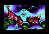 Enlightenment Amstrad CPC Loading screen