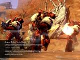 Warhammer 40,000: Dawn of War II Windows The singleplayer loading screen advances the story.