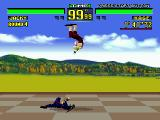 Virtua Fighter SEGA 32X Kage has some cool throws