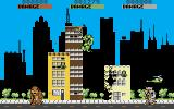Rampage Amiga The first city