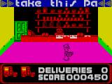 Postman Pat ZX Spectrum In the Post Office with Mrs Goggins
