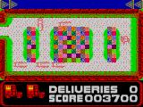 Postman Pat ZX Spectrum Trying to round up the sheep