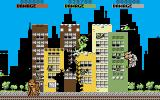 Rampage Amiga Smashing buildings
