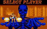 Golden Axe Atari ST Select player