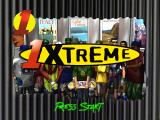 ESPN Extreme Games PlayStation Title screen.