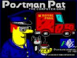 Postman Pat ZX Spectrum Loading screen