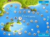 Tropical Dream: Underwater Odyssey Windows The map