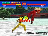 Tekken PlayStation K.O.