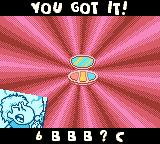 Racin' Ratz Game Boy Color You got it! This is your continue password