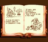 Pinocchio Genesis Intro as a book