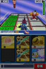 Mega Man Star Force: Leo Nintendo DS Powerful enemies