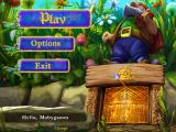 Holly 2: Magic Land Windows Main menu