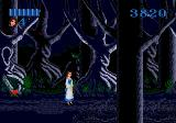 Disney's Beauty and the Beast: Belle's Quest Genesis In a dark forest