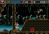Shinobi III: Return of the Ninja Master Genesis Didn't even touch him!