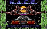 H.A.T.E. Commodore 64 Loading Screen