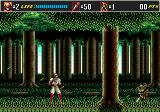 Shinobi III: Return of the Ninja Master Genesis Rumble in the jungle
